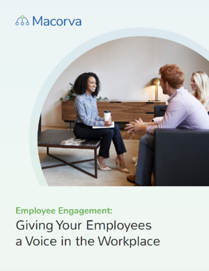 Employee Engagement E-Book Cover